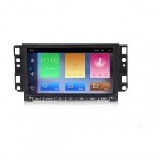 Навигация двоен дин за CHEVROLET CAPTIVA, LOVA с Android 10 CH7181H GPS, WiFi,8 инча