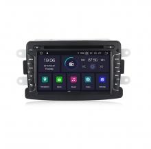 Специализирана мултимедия за DACIA  с Android 9.0 D7012H GPS, WiFi, DVD, 7 инча