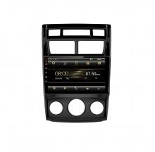 Двоен дин навигация за KIA SPORTAGE (08-10) с Android 10 K55A0H GPS, WiFi, 9 инча