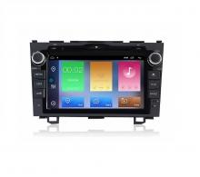 Двоен дин навигация за HONDA CR-V (07-12) с Android 10 H8560H GPS, WiFi,DVD, 8 инча