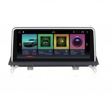 Двоен дин навигация BMW E70 E71 CCC (11-13) с Android 9.0 B1012H GPS, WiFi,10.25 инча