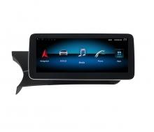 Навигация двоен дин за MERCEDES C-Class W204 с Android 9.0 M1014H GPS, WiFi,10.25 инча
