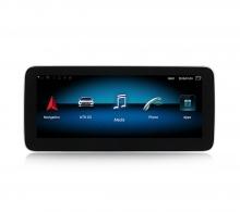 Навигация двоен дин за MERCEDES C-Class W205 с Android 9.0 M1006H GPS, WiFi,10.25 инча
