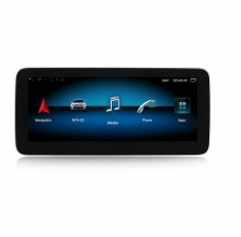 Навигация двоен дин за MERCEDES CLA W117 W118 с Android 9.0 M1025H GPS, WiFi,10.25 инча