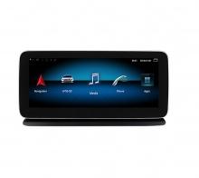 Навигация двоен дин за MERCEDES CLS W218 с Android 9.0 M1027H GPS, WiFi,10.25 инча