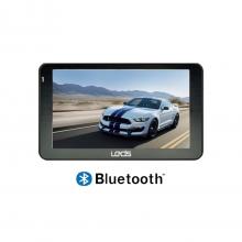 Двуядрена GPS навигация LEOS M6BT - 5 инча, 800MHZ, 128MB RAM, 8GB, Bluetooth