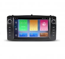 Навигация двоен дин за TOYOTA Corolla E120/E130 с Android 10 T6280H GPS, WiFi, 6.2 инча