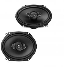 """Автомобилни говорители Pioneer TS-A6880F 6x8"""" Speakers"""