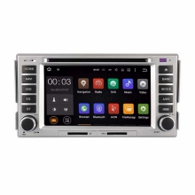 Навигация двоен дин за Hyundai Santa Fe с Android 10  HY6221, WiFi, GPS, 6.2 инча