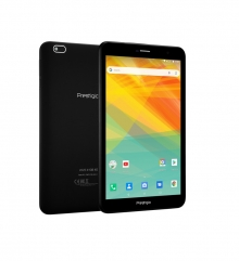 4в1 Таблет Prestigio Wize 4138 4G 8 инча, SIM, Android 8.1, GPS, DVR, 16GB