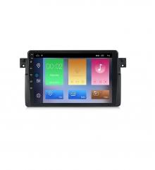 Навигация двоен дин за BMW E46 с Android 10 BM4433H GPS, WiFi, 9 инча
