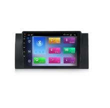 Мултимедийна навигация за BMW E39, E53, E38, Android 10 BM4442H GPS, WiFi,9 инча