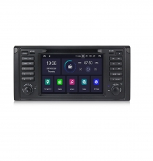 Мултимедийна навигация за BMW E39 BM7531H (95-04) GPS, DVD, ANDROID 10 WiFi,7 инча