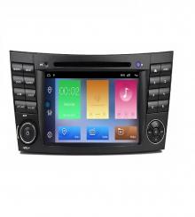 Специализирана мултимедийна навигация за MERCEDES CLS W219, E-Class W211 M7880H GPS, ANDROID 10, WiF