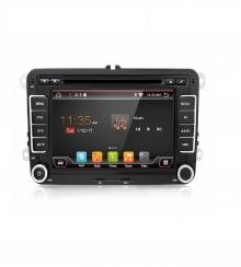 Двоен дин навигация Volkswagen W8200H GPS, ANDROID 10, WiFi, DVD, 7 инча