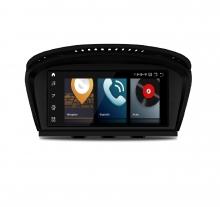 """Мултимедийна навигация двоен дин за BMW 3/5 QB8060CC GPS, ANDROID 10, WiFi, 8.8"""""""