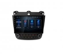 "Навигация двоен дин за HONDA Accord PST10ACH_L GPS, ANDROID 10, WiFi, 10.1"""