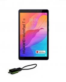 """4в1 Таблет с навигация Huawei MatePad T8, Octa-Core, 8"""", 2GB RAM, 16GB, ТВ"""