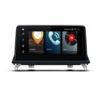 """Навигация двоен дин за BMW X5/X6 QB10X5CI GPS, ANDROID 10, WiFi, 10.25"""""""