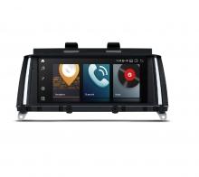 """Двоен дин навигация за BMW X3/X4 QB80X3NB GPS, ANDROID 10, WiFi, 8.8"""""""
