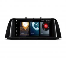 """Мултимедиен двоен дин за BMW 5 Series QB10FVNB GPS, ANDROID 10, WiFi, 10.25"""""""