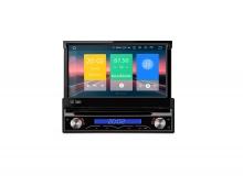 """Единичен дин навигация универсален D710P GPS, ANDROID 10, 2GBRAM, 16GB, 7"""""""