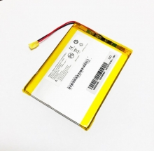 Универсална батерия за таблети Q max - 2800мah, 3.7V - 2 извода