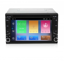 УНИВЕРСАЛНА ДВОЕН ДИН НАВИГАЦИЯ 62Z6000H GPS DVD Android 10, 6.2 инча
