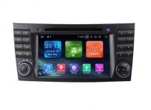 4-ядрена ATZ навигация за Mercedes W211 W219 W463, Android 10, RAM:2GB, ROM:16GB