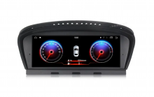 4-ядрена GPS навигация ATZ за BMW 3/5, Android 10, RAM 2GB, 32GB