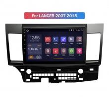 8-ядрена навигация ATZ за Mitsubishi Lancer, Android 10, RAM 2GB, 32GB