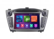 4-ядрена GPS навигация ATZ за Hyundai IX35, Android 10, RAM 2GB, 16GB