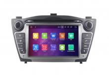 8-ядрена GPS навигация ATZ за Hyundai IX35, Android 10, RAM 4GB, 32GB
