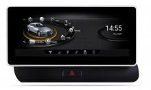 4-ядрена навигация двоен дин ATZ за Audi Q5 Android 6, RAM 1GB, 16GB
