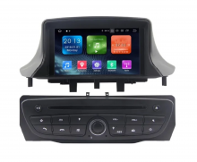 4-ядрена GPS навигация ATZ за Renault Megane 3, Android 10, RAM 2GB, 16GB