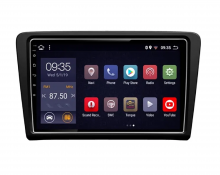 ATZ 8-ядрена мултимедийна навигация за Skoda Rapid, Android 10, 2GB RAM, 32GB