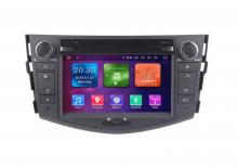 4-ядрена ATZ мултимедийна навигация за Toyota RAV4, Android 10, 2GB RAM, 16GB