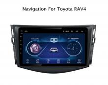4-ядрена ATZ навигация 7 инча за Toyota RAV4, Android 10, 2GB RAM, 32GB DSP