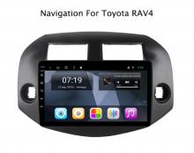 4-ядрена GPS навигация ATZ за Toyota RAV4, Android 10, 1GB RAM, 16GB
