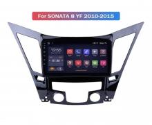 ATZ 4-ядрена GPS навигация за Hyundai Sonata, Android 10, 1GB RAM, 16GB