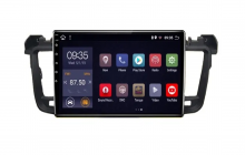 GPS мултимедийна навигация ATZ, 4-ядра за Peugeot 508, Android 10, 1GB RAM, 16GB