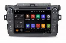 GPS мултимедийна навигация двоен дин ATZ за Toyota Corolla, Android 7, 2GB RAM, 16GB
