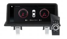 4-ядрена GPS мултимедийна навигация ATZ за BMW E81 E82 E87 E88 , Android 10, 2GB RAM, 32GB