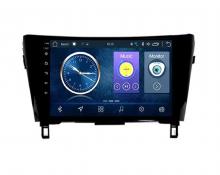 Навигация ATZ 8-ядрена, за NISSAN QASHQAI, Android 10, 2GB RAM, 32GB