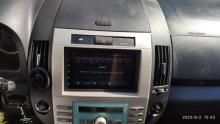 GPS навигация ATZ за TOYOTA COROLLA VERSO, Android 10, 1GB RAM, 16GB, 4-ядрена