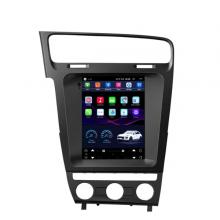 Четирири ядрена вертикална навигация ATZ за GOLF 7, Android 10, 2GB RAM, 32GB