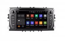 Четириядрена мултимедийна навигация ATZ за Ford Focus, Android 10, 2GB RAM, 16GB