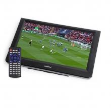 Портативен телевизор с цифров тунер DVB-T2 LEADSTAR D12 12 инча HDMI, ATV, PVR