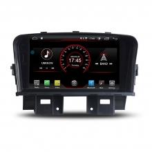 Мултимейна навигация двоен дин за Chevrolet Cruze CH8861H, ANDROID 10, DVD
