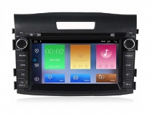 Мултимедия двоен дин за Honda CR-V H4000H, ANDROID 10, DVD, 7 инча